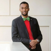 Lamario Williams Wins Scholarship and Travel Award