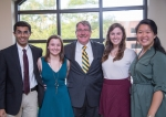 Students and Supporters Recognized at Scholarship & Awards Luncheon