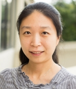 Bing Xue, graduate student in the Department of Chemistry.