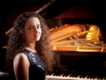 Kasman Takes First Place at International Keyboard Institute and Festival