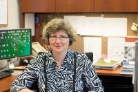 Dr. Eugenia Kharlampieva Named President of UAB Sigma Xi Chapter
