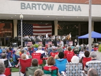 UAB Music Presents Summer Concert Events