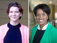 Adkins and Rountree awarded National Science Foundation Fellowship