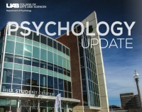 Psychology Update Spring 2016