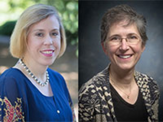 Faculty receive honors for their commitment to disability support