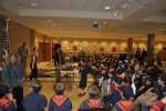 Boys Scouts Learn about Native American Culture