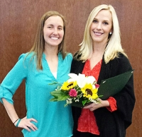 Cristin Gavin Named Recipient of UAB Outstanding Academic Advising Award