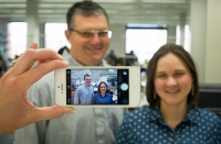 A New Way to Teach Chemistry: Video Selfies