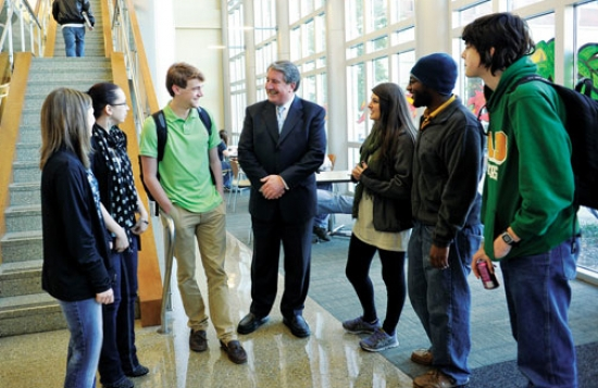 Meet the Dean: Robert Palazzo