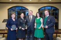 Alumni Celebrated at Annual Awards Reception