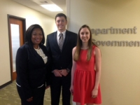 On Loan: Students in Government Secure Coveted Spots as United Way Loaned Executives