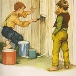 The Tom Sawyer Effect in Computer Security
