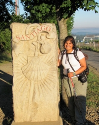 Honors Student Jennifer Ghandhi's Story of Her UAB on the Camino Study Away Experience Published