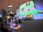 Alys Stephens Center Presents Free 3-D Light Dreams II Festival May 8-10