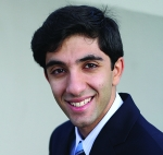 Ameen Barghi Wins Rhodes Scholarship