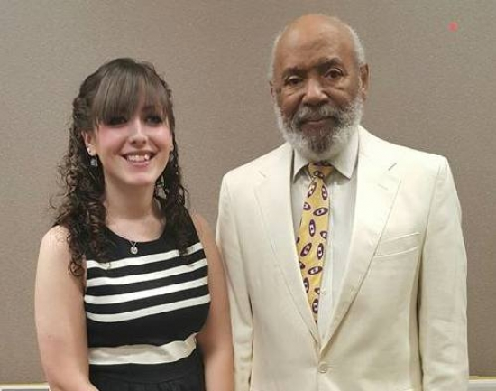 UAB History Student Helps Bring Civil Rights Activist to Campus
