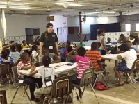 UAB Center for Community OutReach Development Takes Summer Science Learning Camp to Jamaica