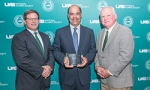 Alumni honored at the 2018 UAB Excellence in Business Top 25 event