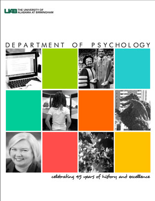 UAB Psychology Magazine - Celebrating 45 Years