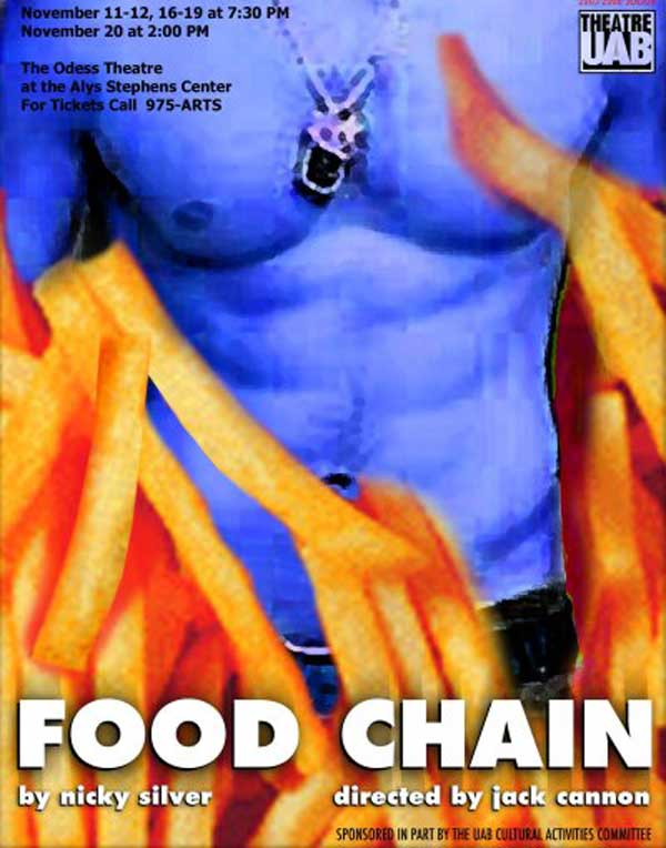 The Food Chain poster.