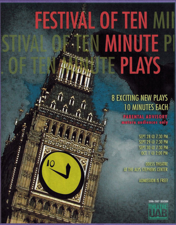 2006 Festival of Ten-Minute Plays