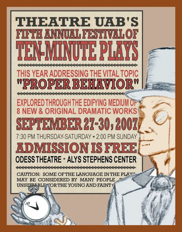 2007 Festival of Ten-Minute Plays