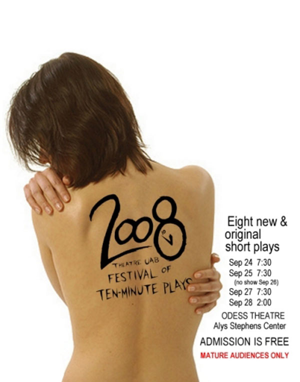 2008 Festival of Ten-Minute Plays