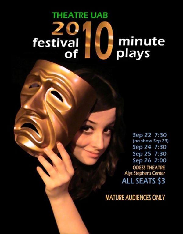 2010 Festival of Ten-Minute Plays