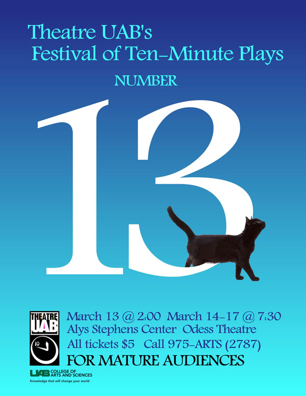 2016 Festival of Ten Minute Plays