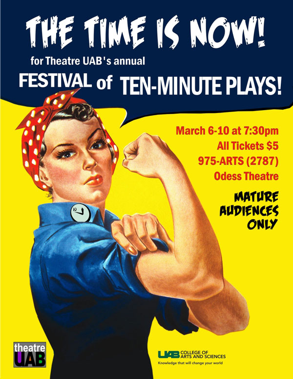 2017 Festival of Ten-Minute Plays