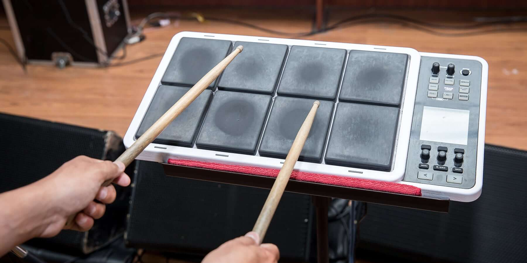 Electro-Acoustic Percussion Group
