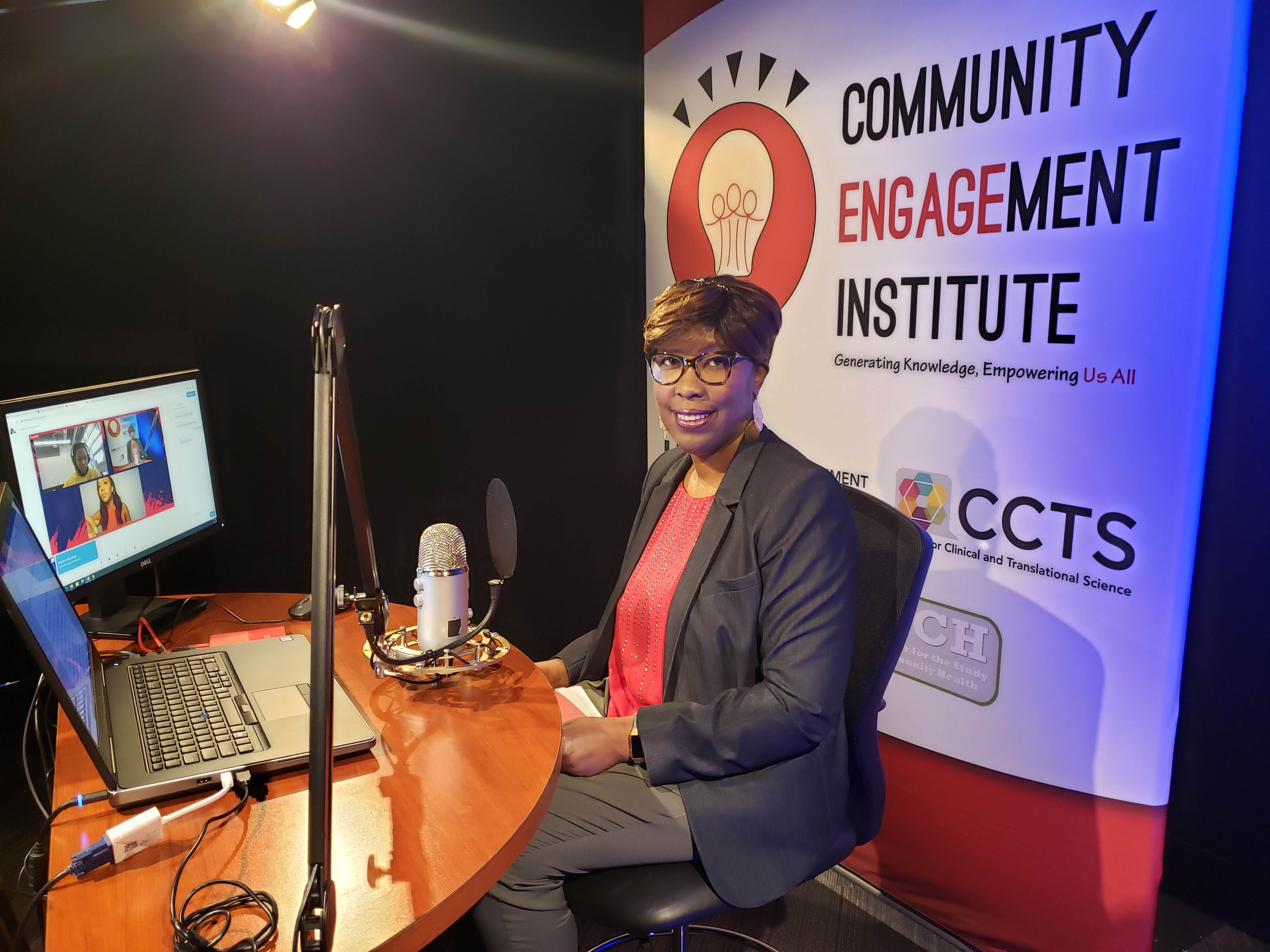 Community Engagement Institute (CEI) 2020 Wrap-Up