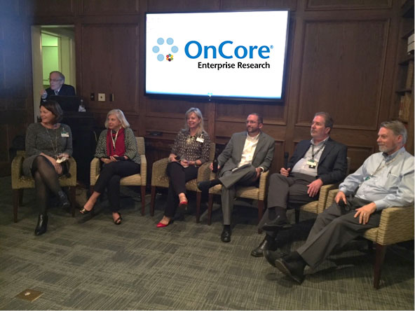 Encore OnCore! Nov. Forum Celebrates Enterprise-Wide Rollout of Powerful Clinical Trials Management System