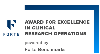 Site Excellence Awards Clinical Research Operations