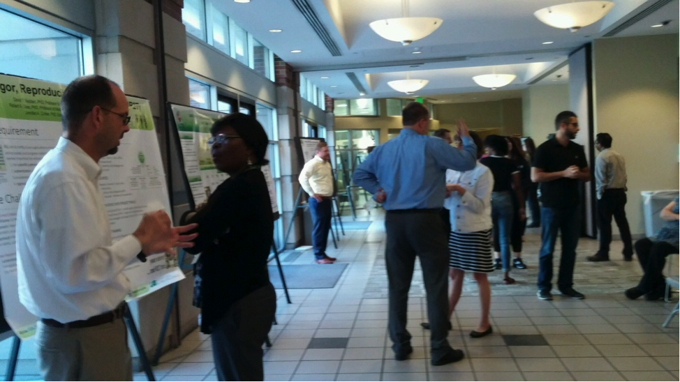 CCTS Connects at UAB Mentoring/Graduate Appreciation Week