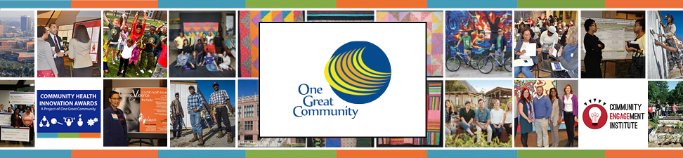 OneGreatCommunity Collage Banner V3