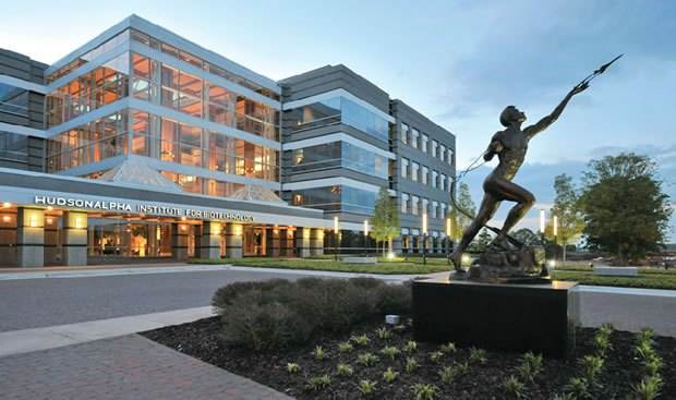 Making a Difference - HudsonAlpha Institute of Biotechnology (HA) and UAB