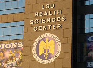 lsu health sciences building