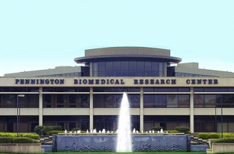 pennington biomedical research building