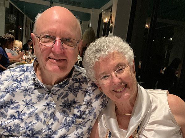 Dr. Bill Chesser – optimist and philanthropist