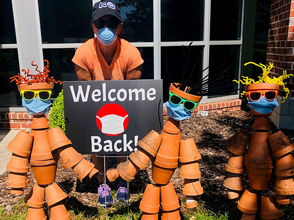 Alumni Spotlight: Orthodontists refocus during pandemic