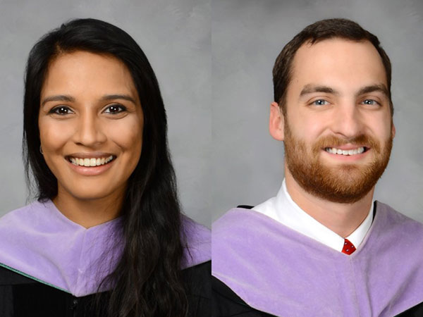 Dentistry Class of 2020 graduates in virtual commencement ceremony