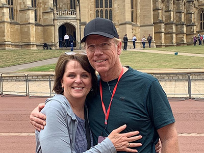 Alumni Spotlight: Dr. Clark Browne enjoys giving back