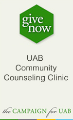 Give to the UAB Community Counseling Clinic