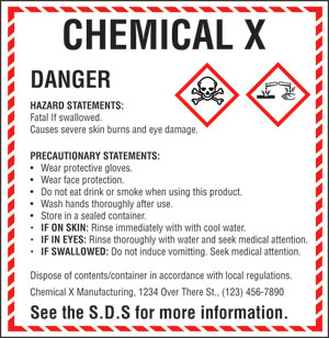 Uab occupational health safety hazard communication haz comm chemical x pronofoot35fo Images