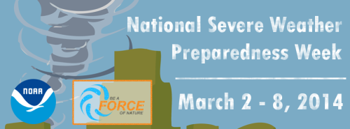 national severe weather preparedness week image