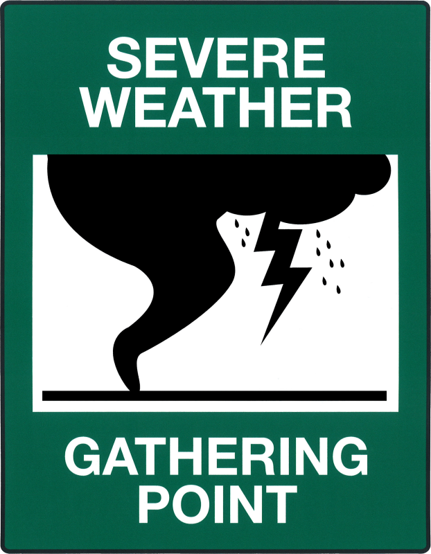 Uab occupational health safety building emergency for Inclement weather policy template