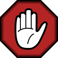 Stop hand sm