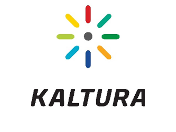 Embed Kaltura video with Transcript