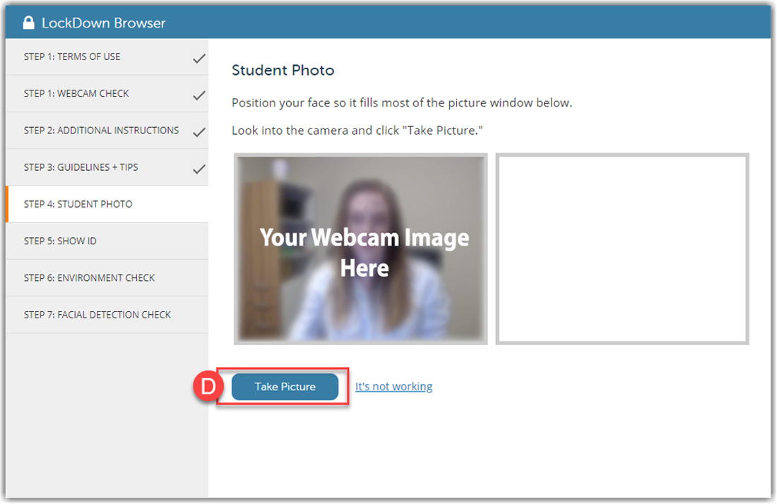 Respondus LockDown Browser & Monitor: Students - eLearning   UAB